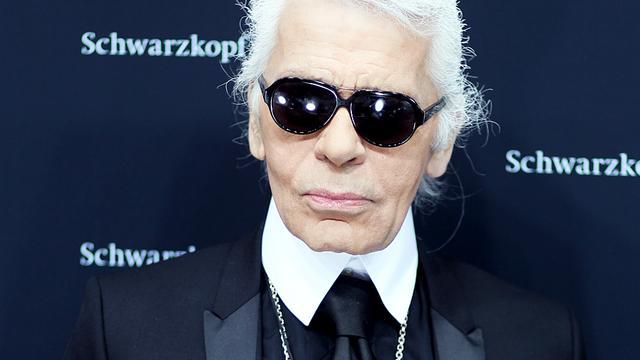 Karl Lagerfeld gaat VIP helikopters ontwerpen