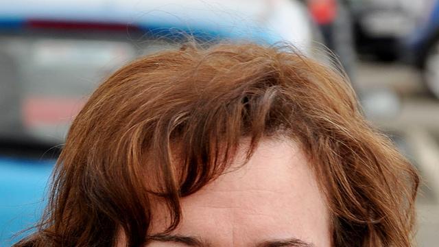 Susan Boyle heeft woedeaanval in restaurant