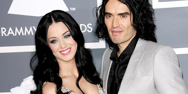 Katy Perry had depressieve gevoelens na breuk Russell Brand