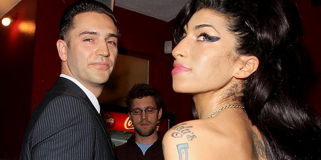 Vader Winehouse niet blij met Jean Paul Gaultier