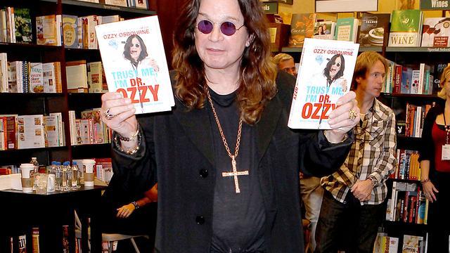 Ozzy Osbourne annuleert concert op laatste moment