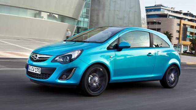 Opel Corsa krijgt nieuwe motorisering