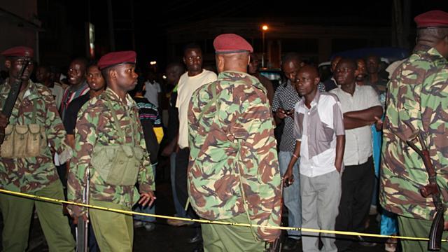 'Amerikaanse ambassade waarschuwt voor aanslag Kenia'