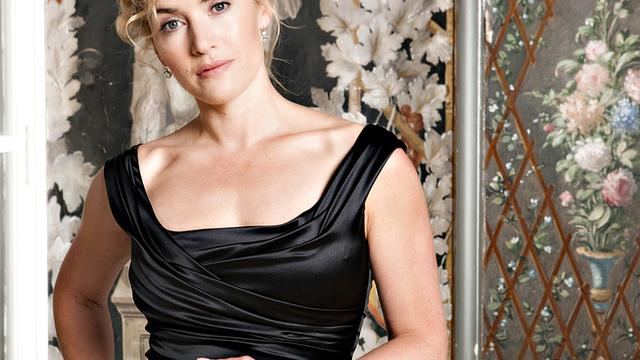 Kate Winslet opgelucht na brand