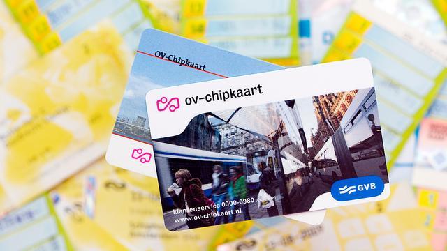 Website ov-chipkaart bevat lek