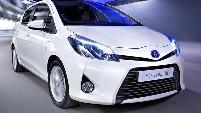 Productie Toyota Yaris voor VS naar Europa