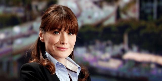 'Carla Bruni weer in verwachting'