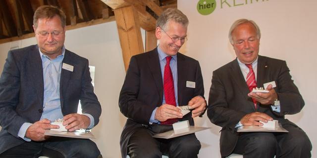 Rode Kruis en Philips winnaars klimaatpenningen