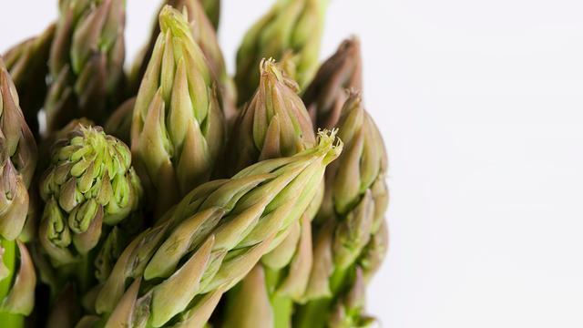 Asperge 'lekkerste groente van Nederland'