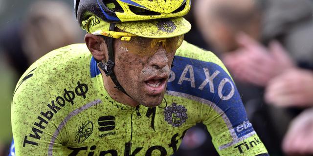 De Jongh: 'Blijven vertrouwen houden in Contador'
