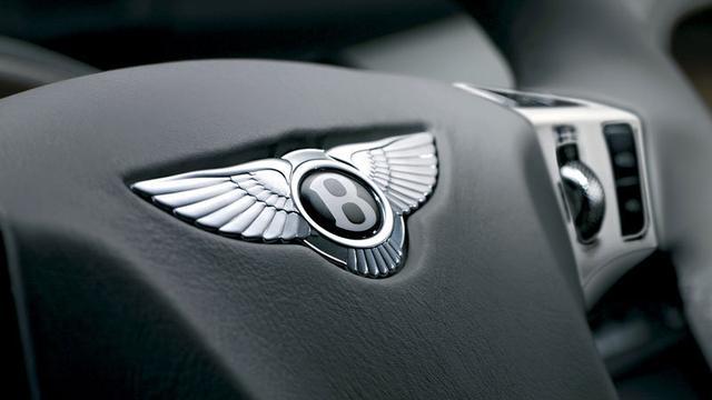 Bentley minder populair