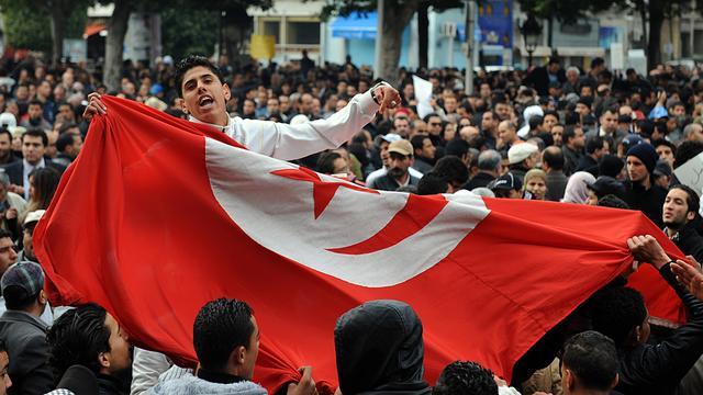 Overzicht: de Jasmijnrevolutie van Tunesië