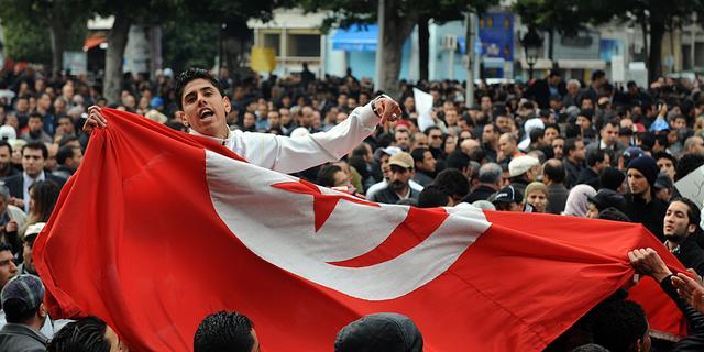 Relschoppers Tunesië gearresteerd