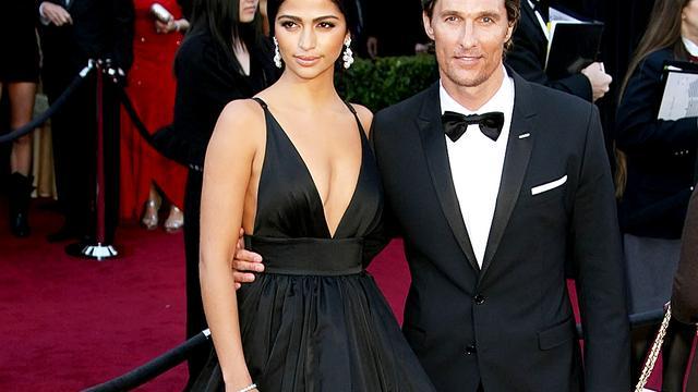 Matthew McConaughey getrouwd in Texas