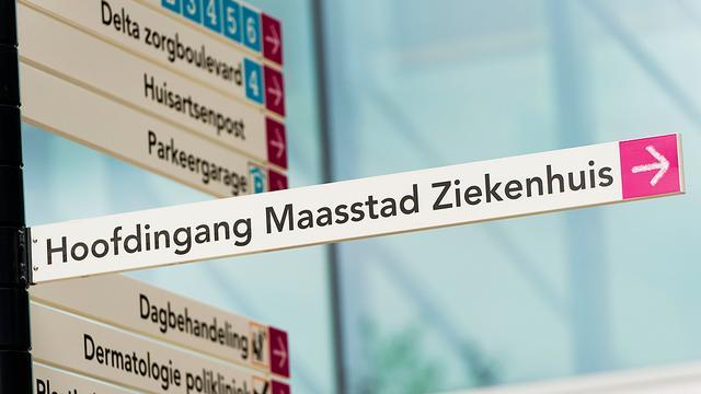 Ic-arts Maasstad Ziekenhuis Rotterdam weg na ruzie