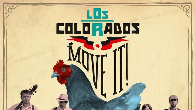 Los Colorados – Move It!