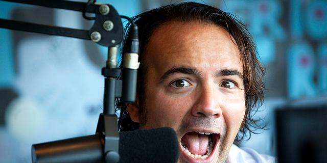 Gerard Ekdom krijgt nachtprogramma op Radio 2