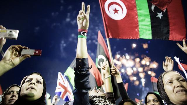 Religieuze partijen in Libië verboden