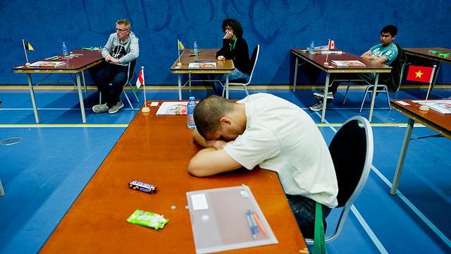 School blundert met informeren gezakten