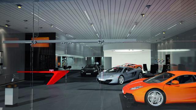 McLaren wil Chinese dealers