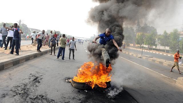 Dodental aanslagen Nigeria omhoog
