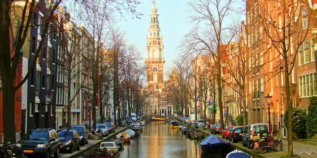 Oudste huis van Amsterdam ontdekt