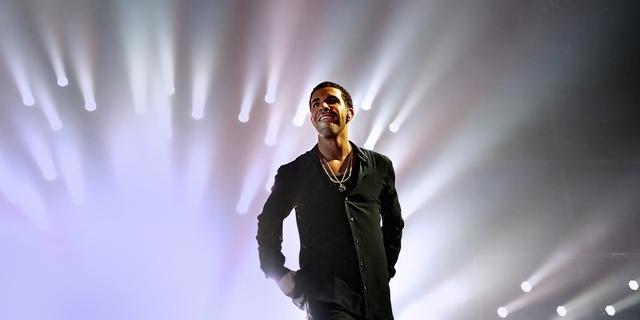 Drake niet in de boeien geslagen