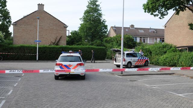 Politie lost schoten bij achtervolging
