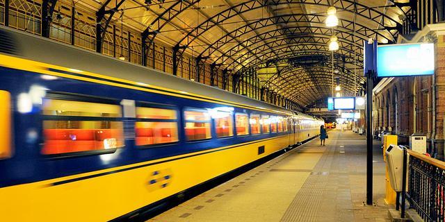 Storing treinverkeer rond Schiphol voorbij
