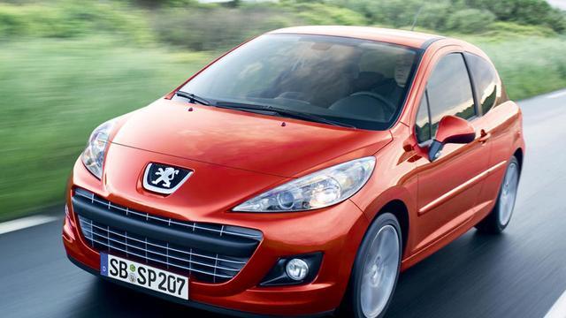 Flink verlies voor Peugeot Citroën