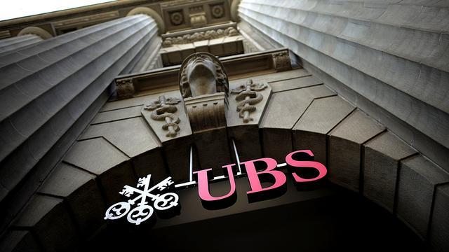 Toch winst voor UBS