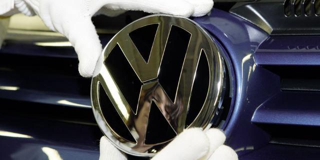 'Volkswagen presenteert cross-over op autoshow Detroit'