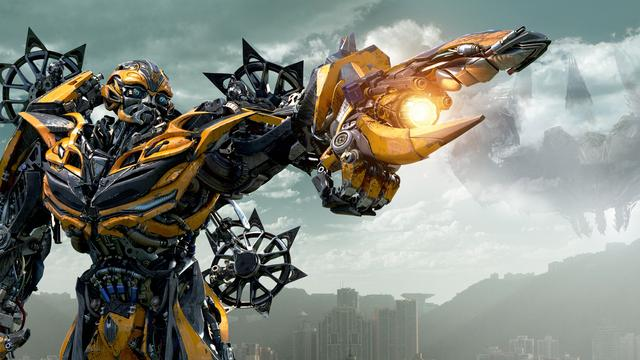 Filmstudio maakt nog zeker vier Transformer-films