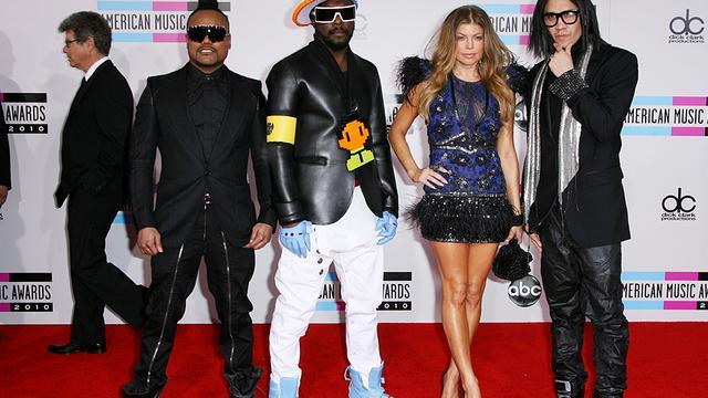 Black Eyed Peas klagen manager aan