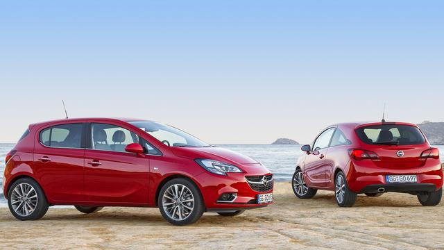 Opel Corsa OPC krijgt 210 pk