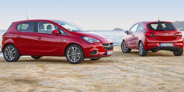 Opel onthult gloednieuwe Corsa
