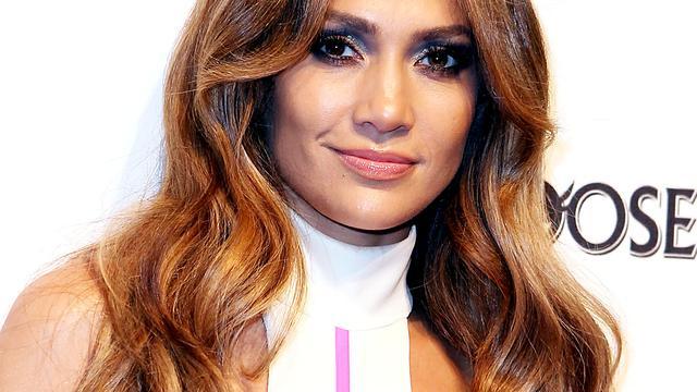 Jennifer Lopez heeft liefdesles geleerd