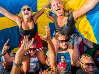 Festival begint komend weekend