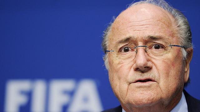 Blatter dringt aan op snelle invoering doellijntechnologie