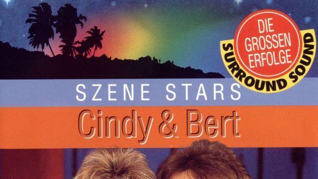 Mannelijke helft duo Cindy & Bert (66) overleden
