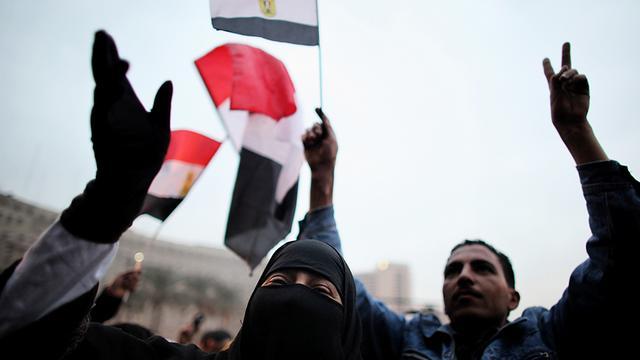 Egypte stemt in mei