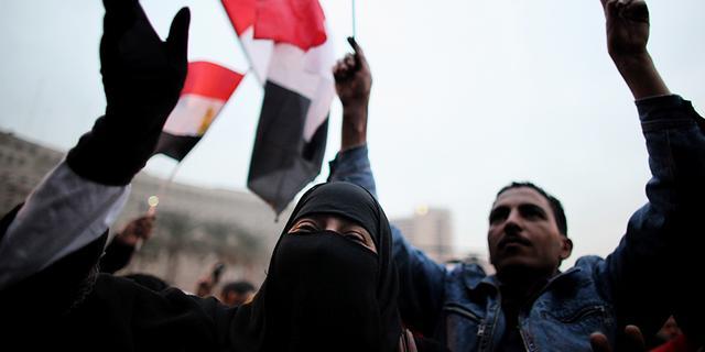 Islamisten Egypte domineren ook Hogerhuis