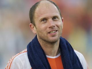 De speler van Bloemendaal is blij met zijn rentree in Oranje. 'Het gesprek met Van Ass was heel positief.'