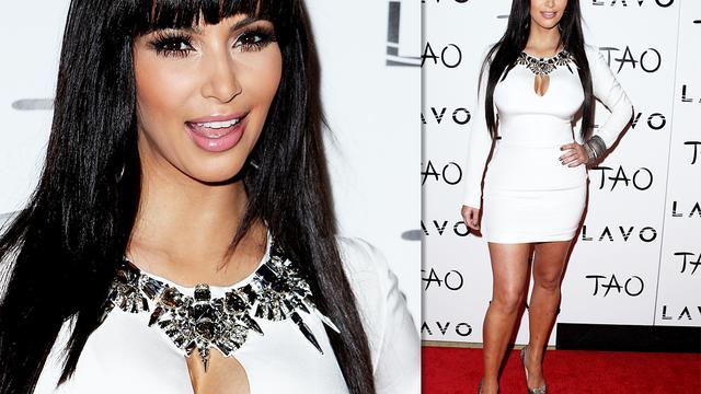 Kim Kardashian wil geen football-spelers meer
