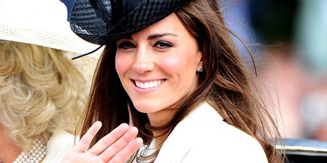 Kate Middleton hoedendraagster van het jaar