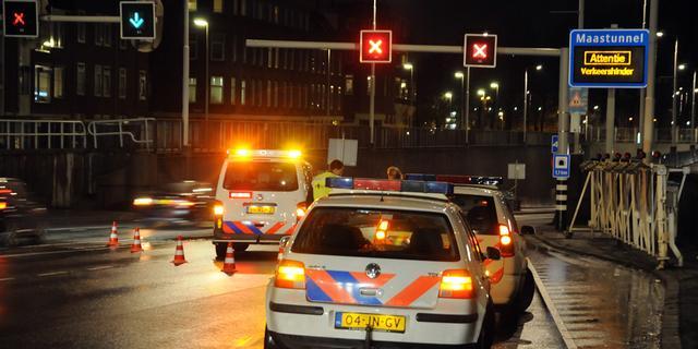 Gewonde bij schietincident in pand Amsterdam