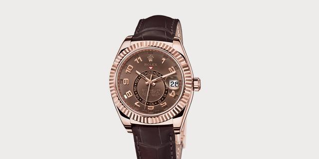 Rolex lanceert horloge met twee tijdzones