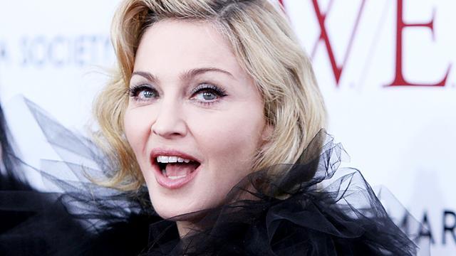 'Madonna stopt met acteren'