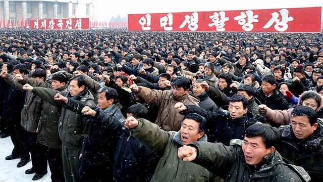 'Kernwapens Noord-Korea worden ontwikkeld voor zelfverdediging'