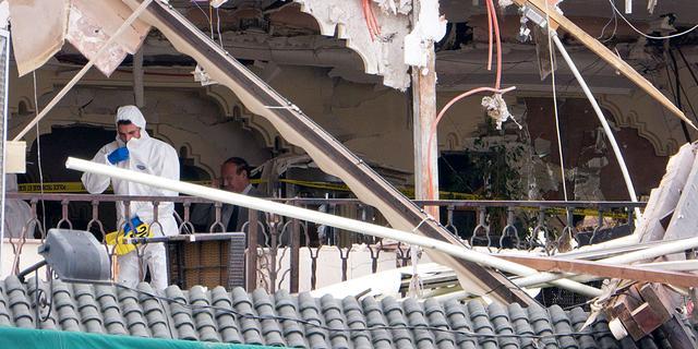 Doodstraf voor bomaanslag Marrakesh